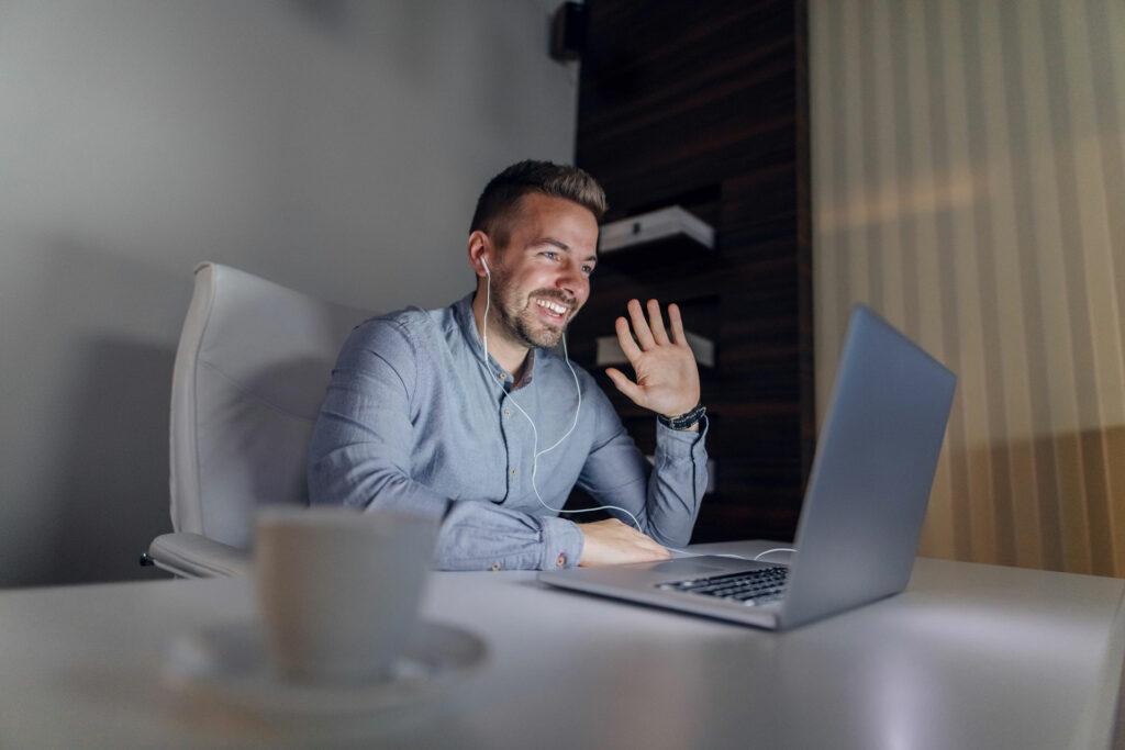 Online vergaderen met Microsoft Teams